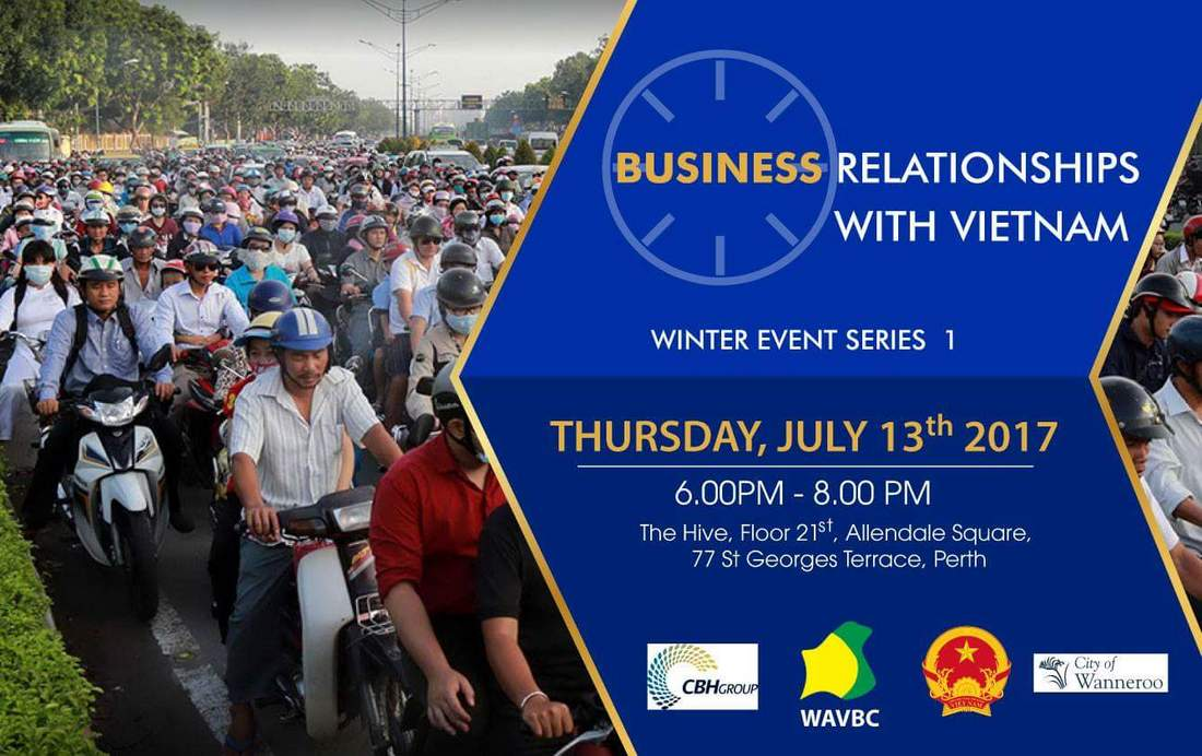 BUSINESS RELATIONSHIPS WITH VIET NAM -  Winter Event 1